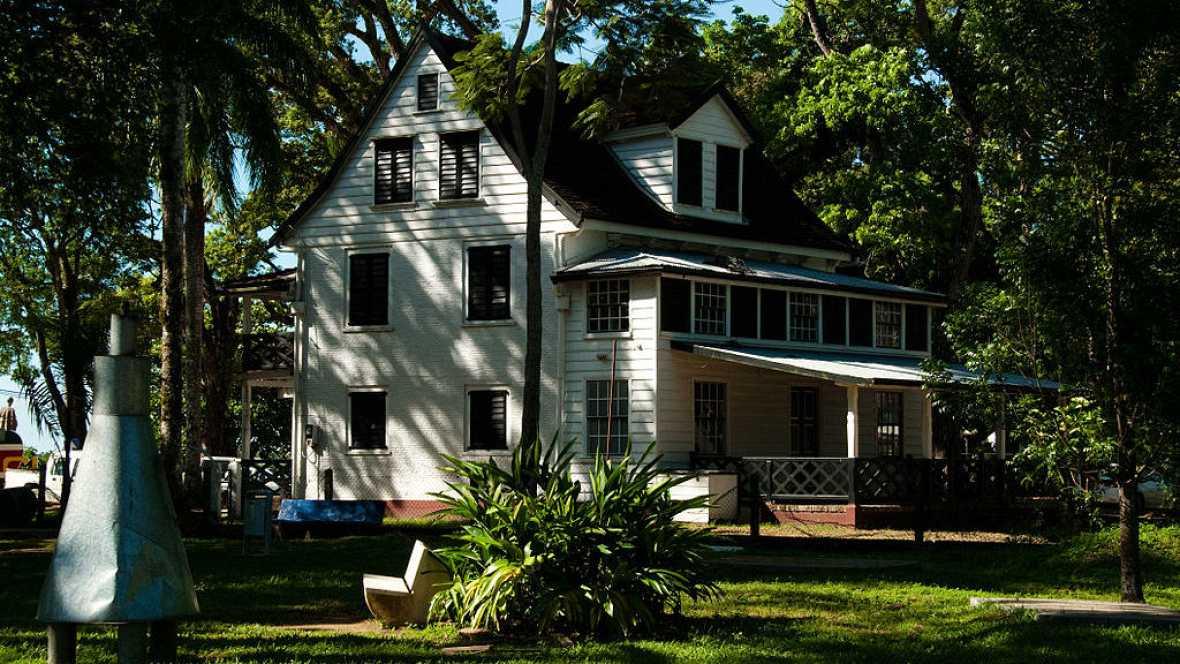 Nómadas - Surinam: espíritu holandés en Sudamérica - 01/10/17 - escuchar ahora