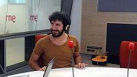 Las mañanas de RNE - Marwan nos presenta su disco-libro 'Mis paisajes interiores' - Escuchar ahora