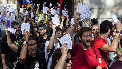 """Las mañanas de RNE - El sindicato Ustec-Stes: """"Los estudiantes tienen derecho a huelga"""" - Escuchar ahora"""