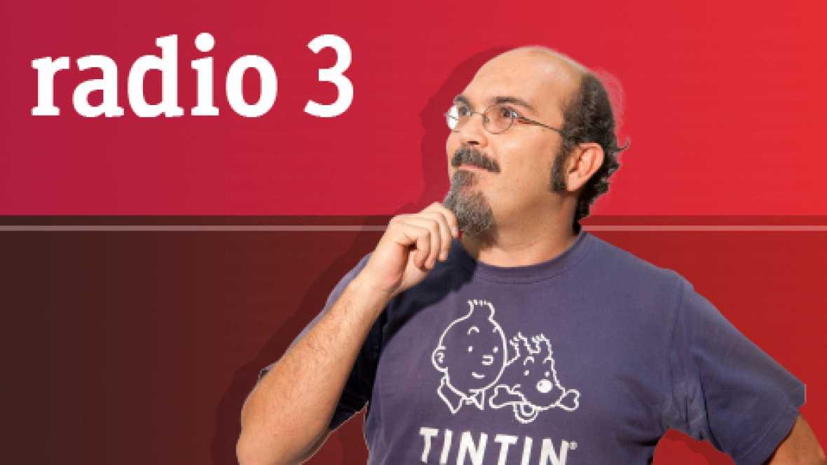 La libélula - En el orden de Ulises (Mariano Aguirre, Troupe del Cretino) - 29/09/17 - escuchar ahora