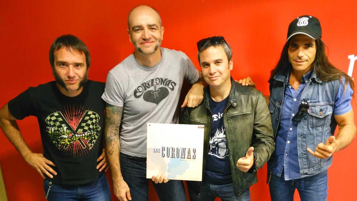 El sótano - Los Coronas presentan Señales de Humo - 28/09/17 - escuchar ahora