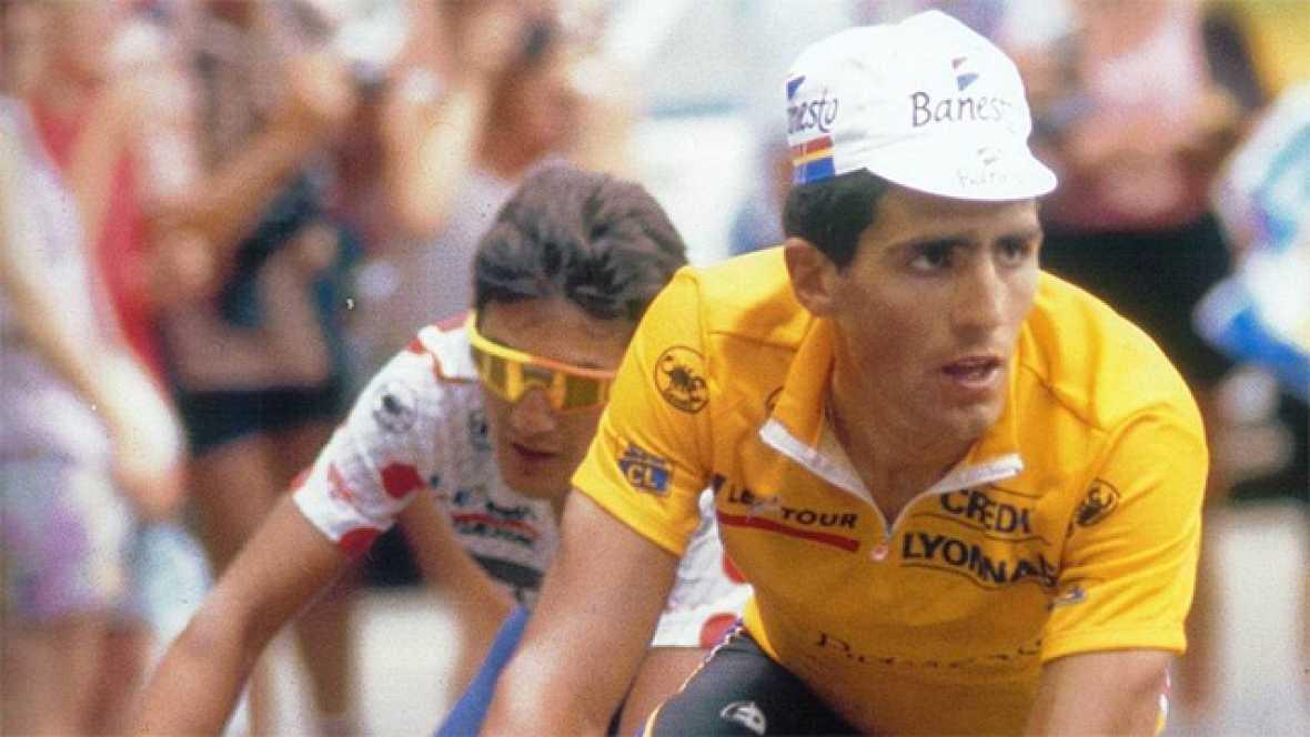 Documentos RNE - Miguel Induráin: El Señor del Tour - 30/09/17 - escuchar ahora