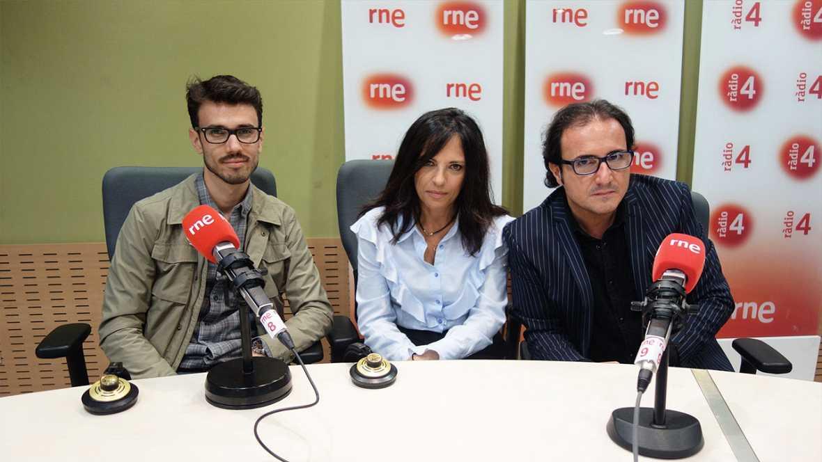 Club 21 - Amb Jorge Delgado-Ureña i Rosa Ortiz