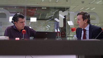 """Las mañanas de RNE - Rafael Hernando (PP) pide """"elecciones legales"""" en Cataluña - Escuchar ahora"""