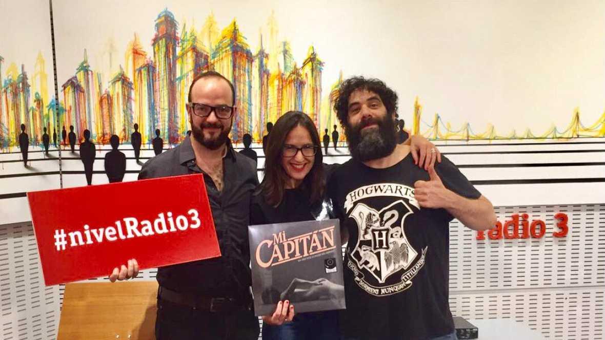 180 Grados - Mi Capitán presenta 'Un Tiro Por La Salud Del Imperio' - 03/10/17 - escuchar ahora