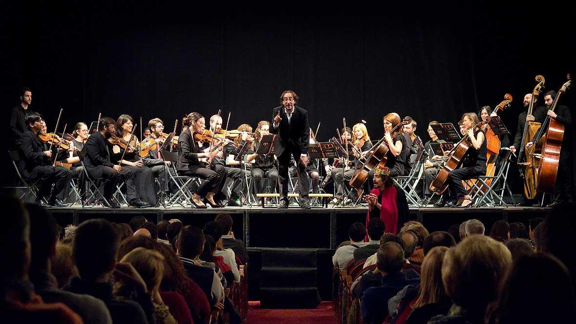 Salimos por el mundo - Camerata Musicalis, una orquesta diferente - 03/10/17 - escuchar ahora
