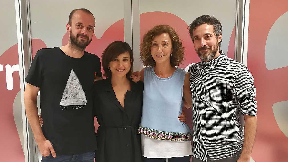 Fernando Franco, Marian Álvarez y Andrés Gertrúdix, tan majos que nos queremos 'Morir' - Escuchar ahora