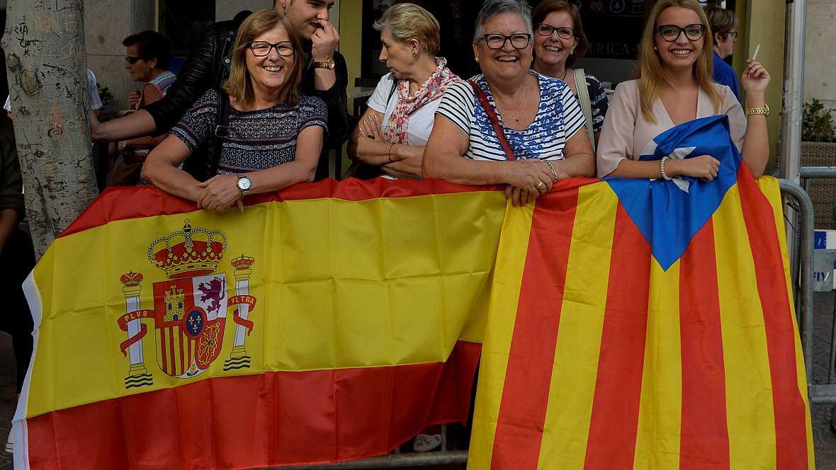 Europa abierta - 'Los colores de la patria': España, Cataluña y las banderas - escuchar ahora