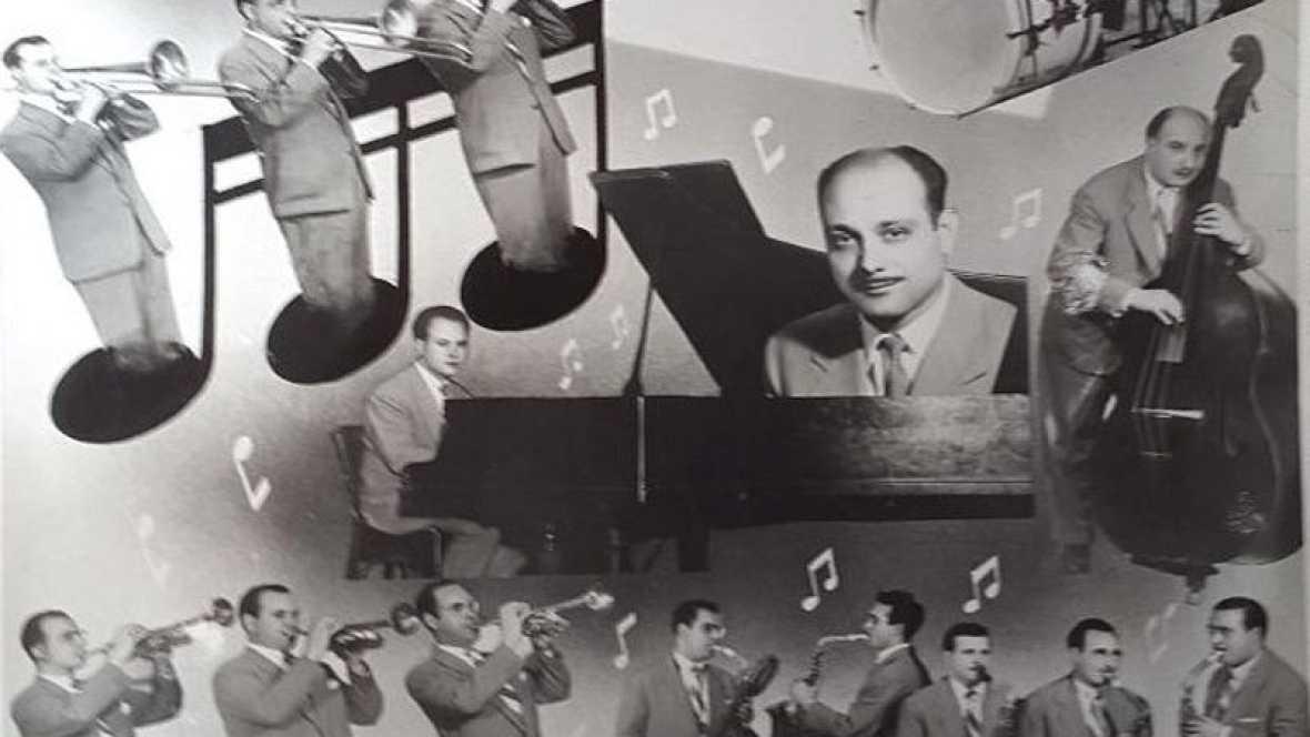 Club Trébol - Els vocalistes d'orquestra dels 60
