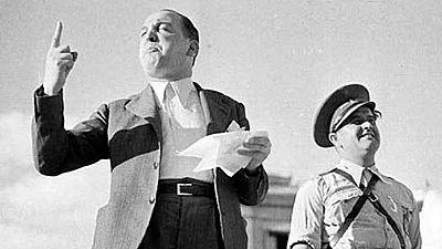 Esto me suena. Las tardes del Ciudadano García - Joaquín Leguina y su visión sobre El ángel de Budapest, anarquista que salvó la vida de miles de enemigos - Escuchar ahora