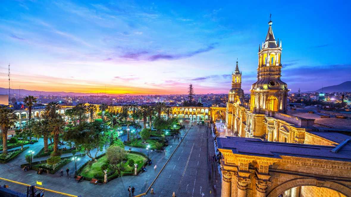 Un paseo por el mundo - Investigamos la rica cultura de Perú - 12/10/17 - Escuchar ahora