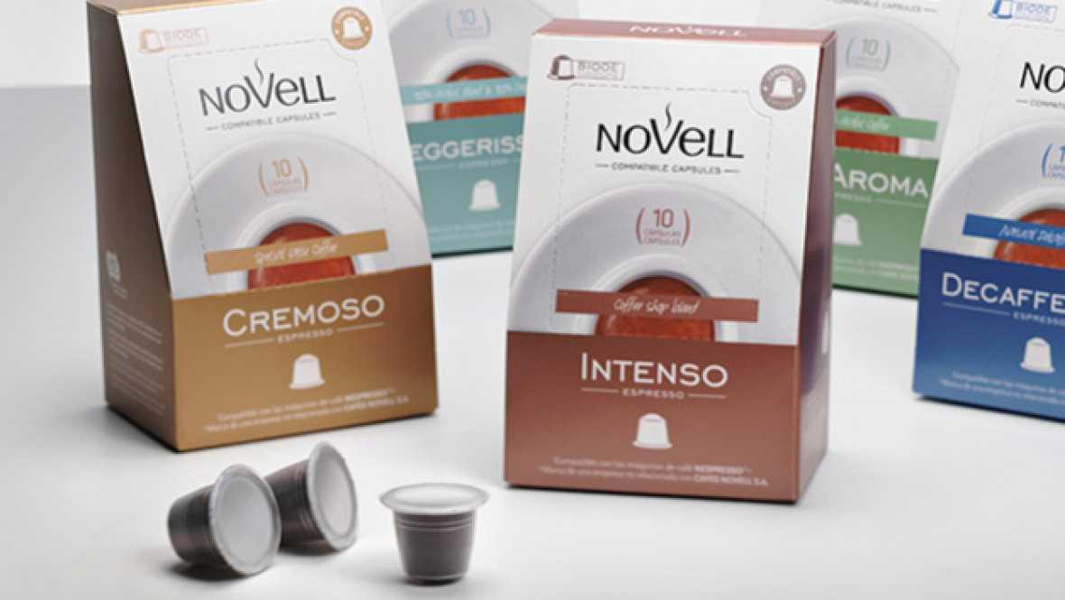 Marca España - Empresa cafetera española saca al mercado las primeras cápsulas de café biodegradables - 12/10/17 - escuchar ahora