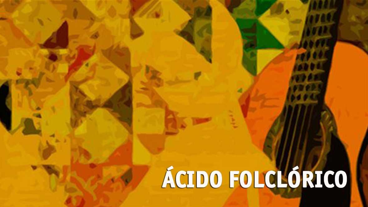 Ácido folclórico - La quena y el joropo - 12/10/17 - escuchar ahora