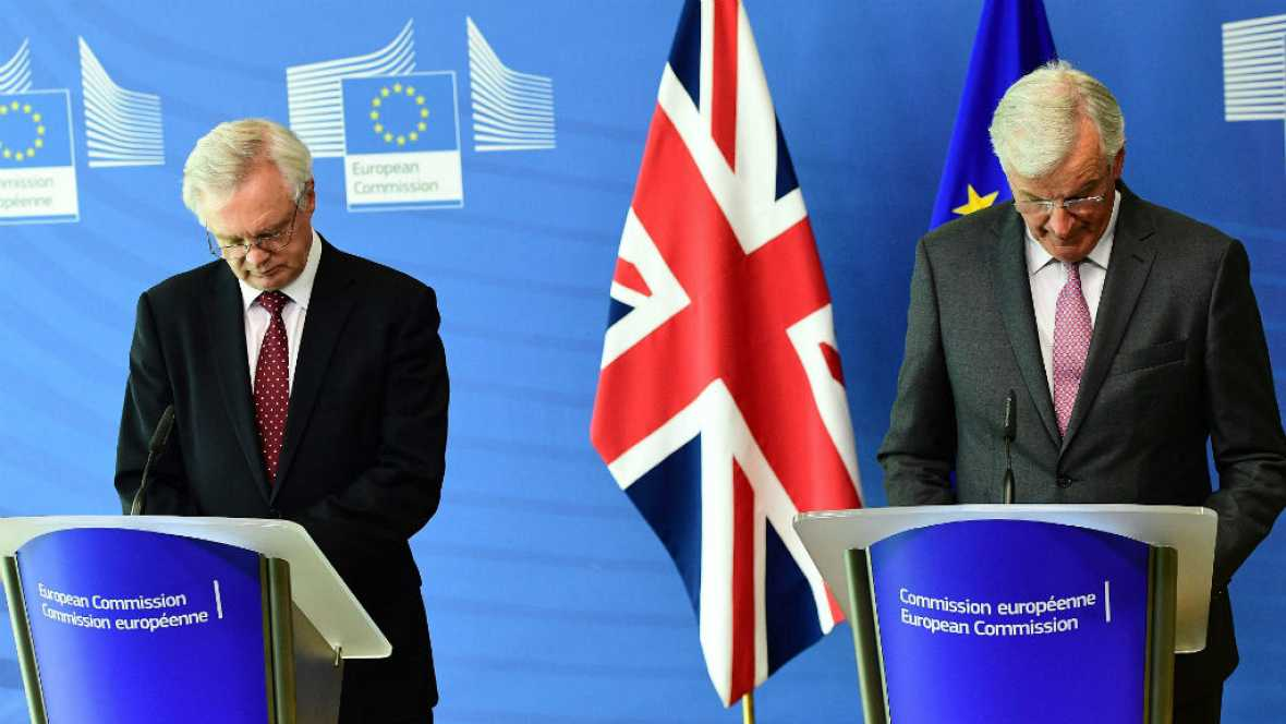 Las mañanas de RNE - La negociación del 'brexit', por muy mal camino - Escuchar ahora
