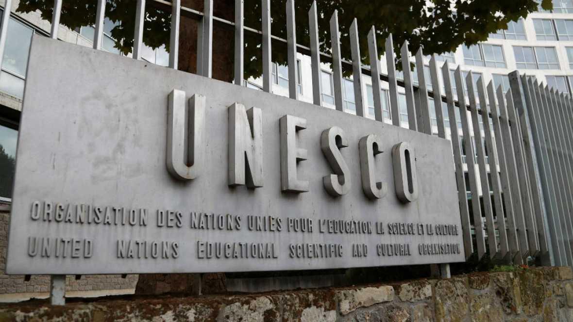 Las mañanas de RNE - Estados Unidos e Israel abandonan la Unesco - Escuchar ahora