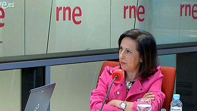 """Las mañanas de RNE - Margarita Robles (PSOE): """"La respuesta de Puigdemont será política"""" - Escuchar ahora"""