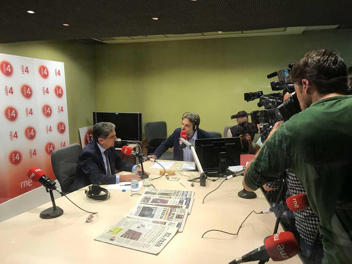 El matí a Ràdio 4 - Entrevista Enric Millo