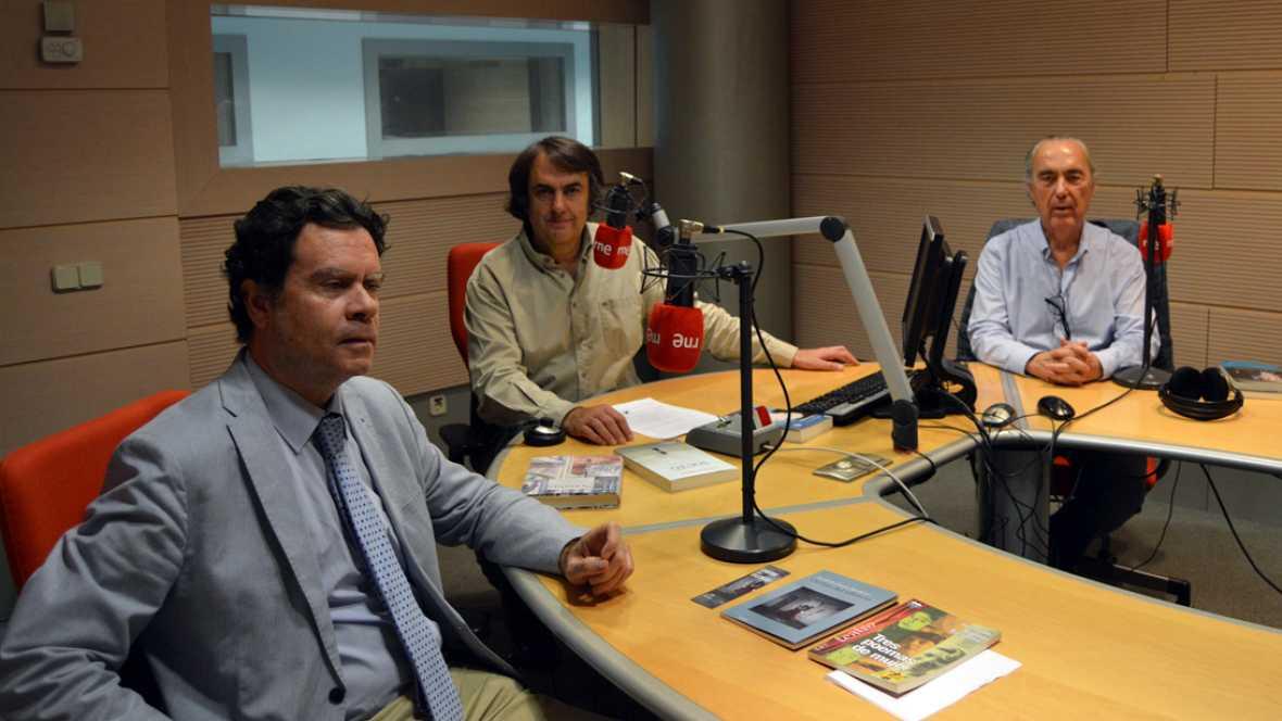 Sexto continente - Luis Alberto de Cuenca, Valle Inclán, José María Merino y Alonso Barahona - 14/10/17 - escuchar ahora