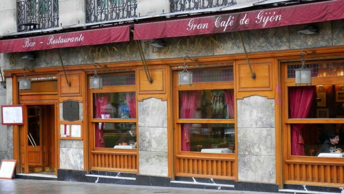 De lo más natural - De tertulia en el Café Gijón - 15/10/17 - escuchar ahora