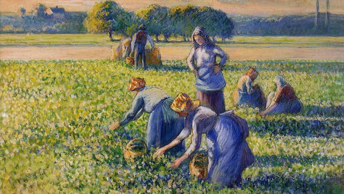 Emisión en sefardí - Camille Pissarro, maestro judío impresionista - 17/10/17 - escuchar ahora