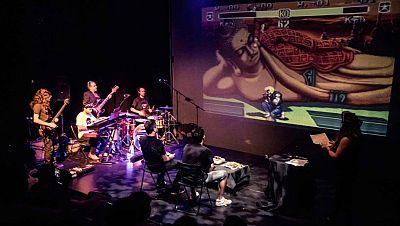 Salimos por el mundo - Retro Band Systems, pionera y única banda en Europa que interpreta música original de videojuegos - 16/10/17 - escuchar ahora