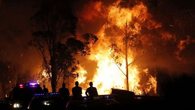 Marca España - Después de los incendios - 17/10/17 - escuchar ahora