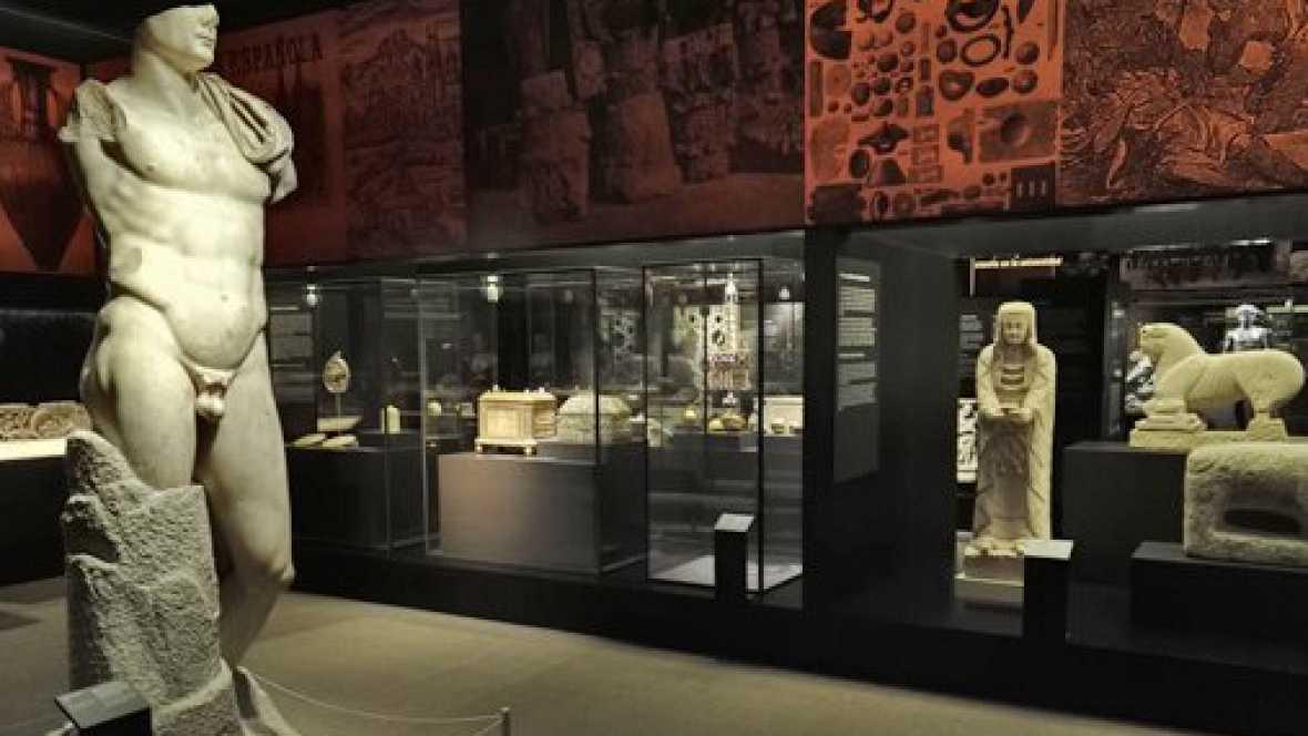 Punto de enlace - El poder del pasado se instala en el Museo Arqueológico Nacional - 17/10/17 - escuchar ahora