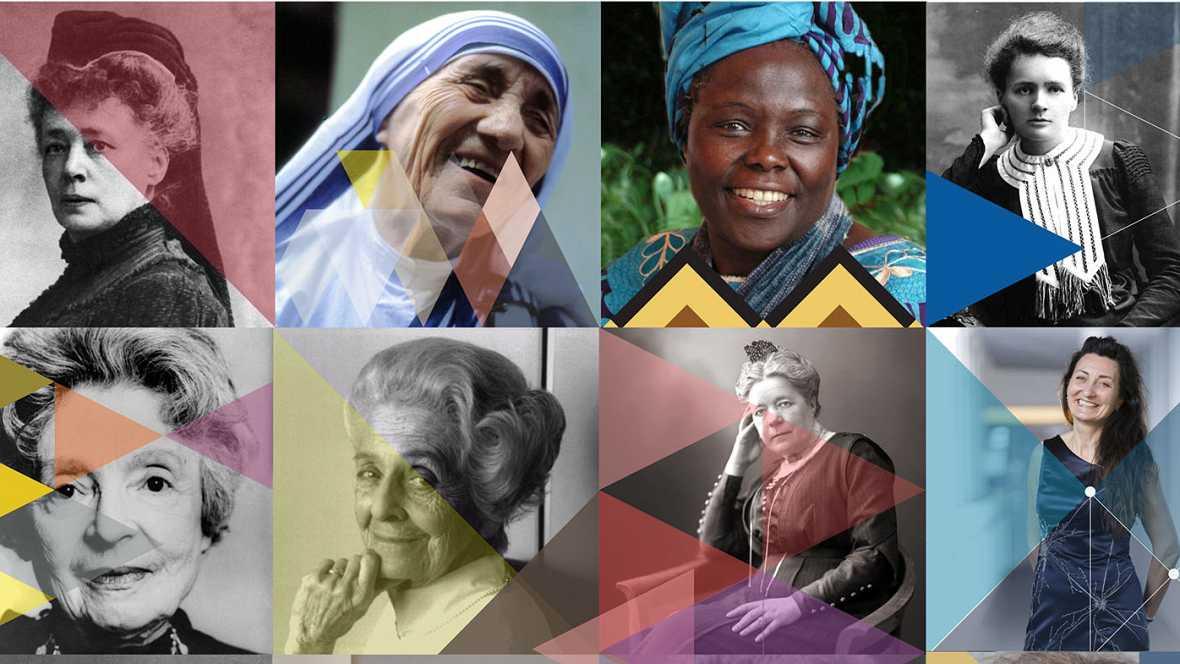 Artesfera - Mujeres Nobel y la Ciencia - escuchar ahora
