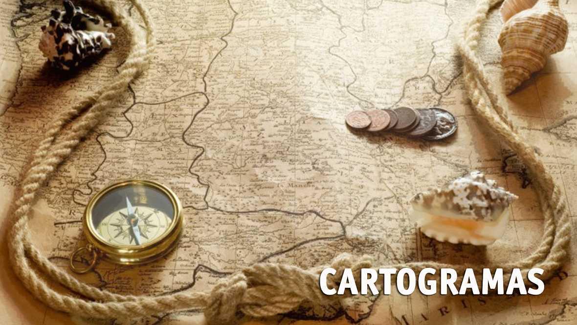 Cartogramas - Montes de Galicia - 17/10/17 - escuchar ahora