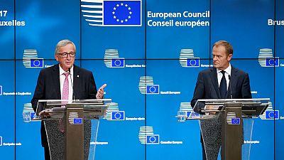 Las mañanas de RNE - La UE y sus líderes apoyan a Rajoy ante el desafío soberanista - Escuchar ahora