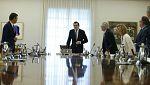 Especial informativos - Concluye el Consejo de Ministros especial y Rajoy explicará las medidas acordadas