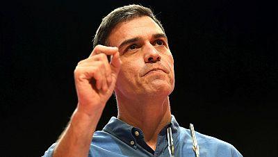 Informativos fin de semana - 24 horas - Sánchez: ¿El problema de Catalunya no es España, son sus malos gobernantes, que hacen de la ilegalidad su forma de hacer política¿ - Escuchar ahora