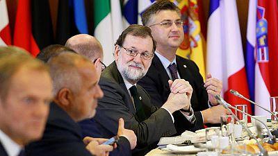 Europa abierta - Conclusiones de la cumbre europea de otoño - 20/10/17 - escuchar ahora