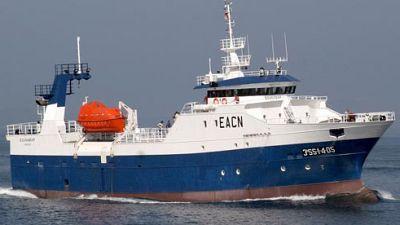 Españoles en la mar - Sostenibilidad de los grandes buques arrastreros - 20/10/17 - escuchar ahora