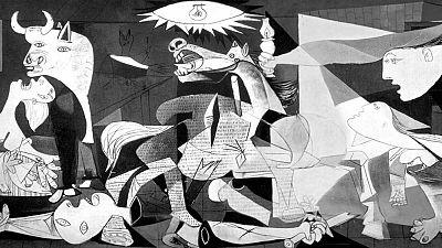 Marca España - Picasso y el Guernica 'invaden' Málaga - 23/10/17 - escuchar ahora