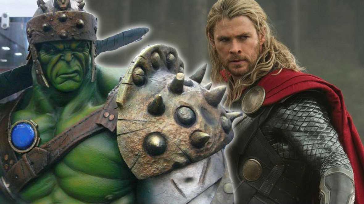 "Viñetas y bocadillos - ""Planeta Hulk"" & ""Thor Ragnarok"" - 28/10/17 - Escuchar ahora"