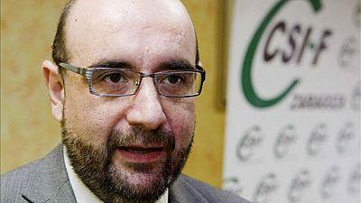 Las mañanas de RNE - Borra anuncia que CSIF no apoyará una huelga general en Cataluña - Escuchar ahora