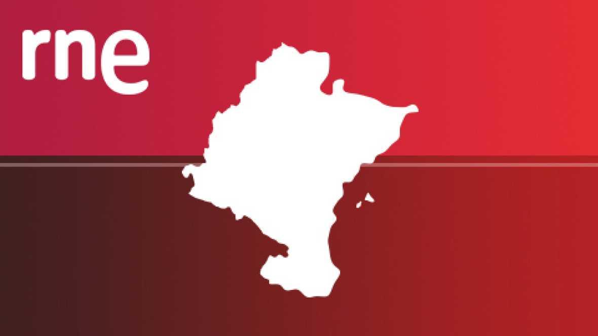 Crónica Navarra - Inicio de los vuelos a Franfurt - 06/11/17 - Escuchar ahora