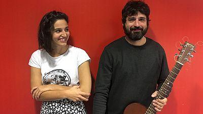 Hoy Empieza Todo con Ángel Carmona - Maria Arnal i Marcel Bagés - 08-11-17