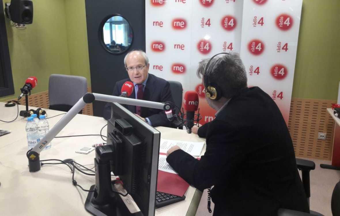 El matí a Ràdio 4 - Entrevista José Montilla