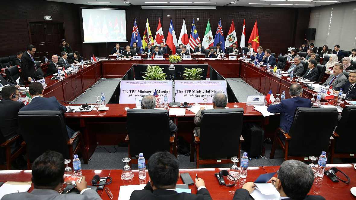 América hoy - Chile, México y Perú en la XXV Cumbre de la APEC - 09/11/17 - escuchar ahora