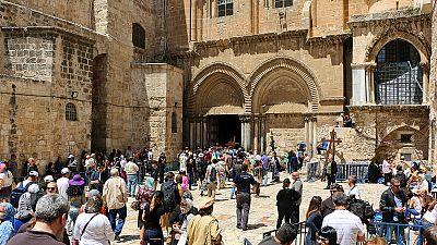Nómadas - Jerusalén, santa por partida triple - 12/11/17 - escuchar ahora