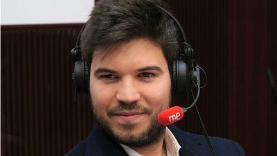 No es un día cualquiera - Entrevista a Paco Montalvo - Escuchar ahora