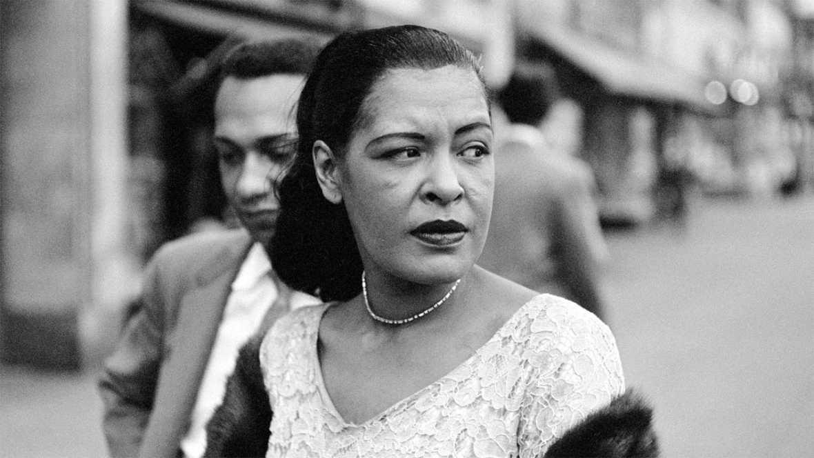 Cuando los elefantes sueñan con la música - Billie Holiday con orquesta - 13/11/17 - escuchar ahora