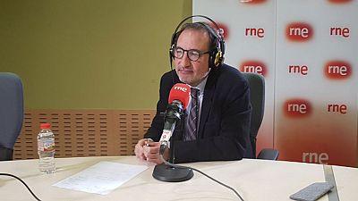 """Las mañanas de RNE - Espadaler defiende el acuerdo con el PSC: """"Es una situación excepcional"""" - Escuchar ahora"""