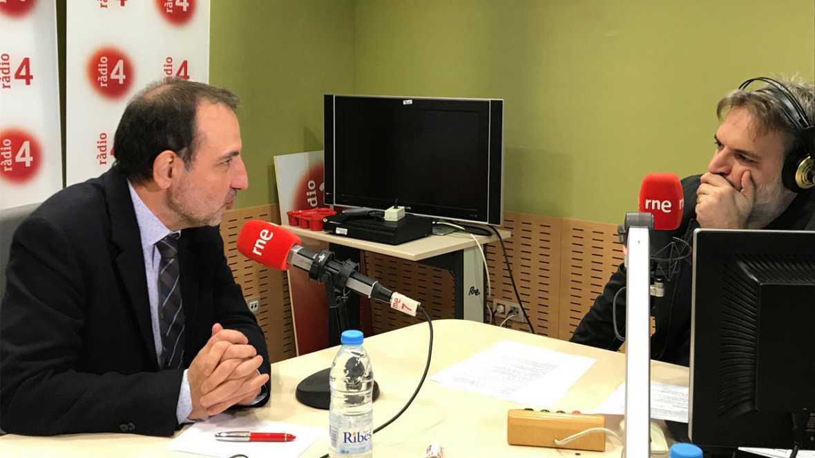 El matí a Ràdio 4 - Entrevista Ramon Espadaler (Units per avançar)