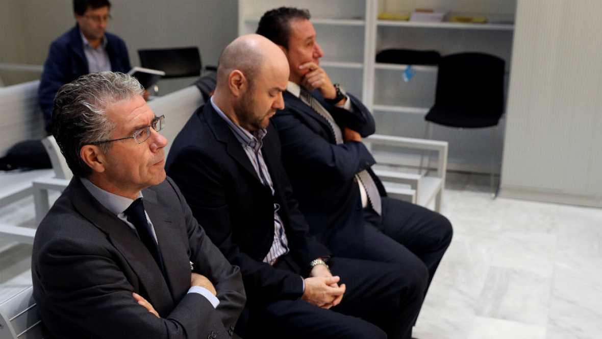 Diario de las 2 - Francisco Granados se enfrenta al primer juicio de la 'trama Púnica' - Escuchar ahora