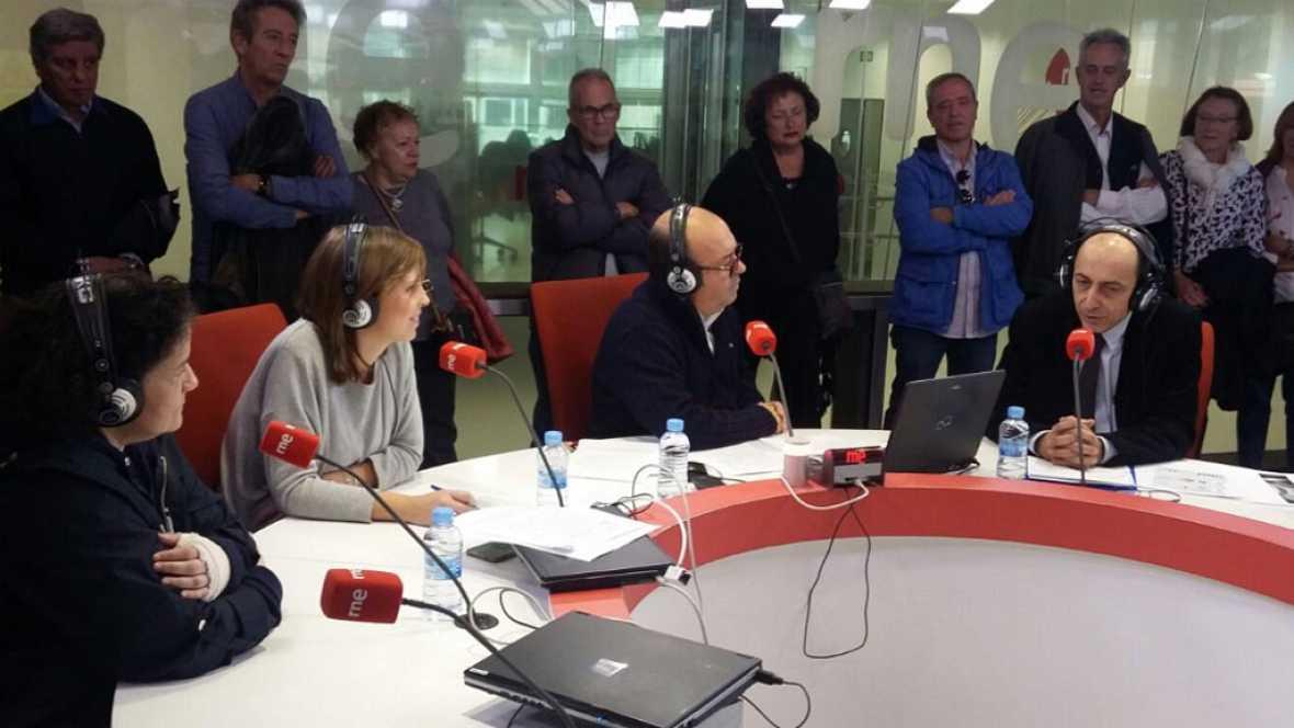 España vuelta y vuelta - Innovación en cirugía plástica en Madrid - 14/11/17 - Escuchar ahora