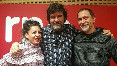 La sala - '¡Ay, Carmela!': Fernando Soto dirige a Cristina Medina y Santiago Molero - 14/11/17 - Escuchar ahora