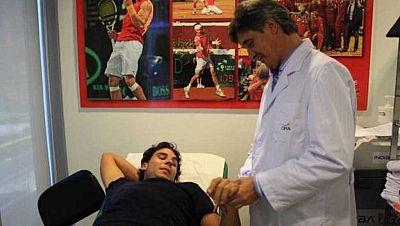 """Tablero deportivo - Ángel Cotorro: """"Rafa no se sentía cómodo, es lo mejor"""" - Escuchar ahora"""